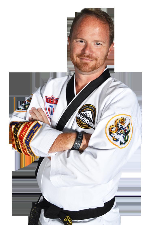 Master Jones' ATA Martial Arts Owner