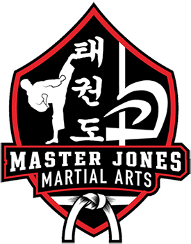 Master Jones' ATA Martial Arts Logo